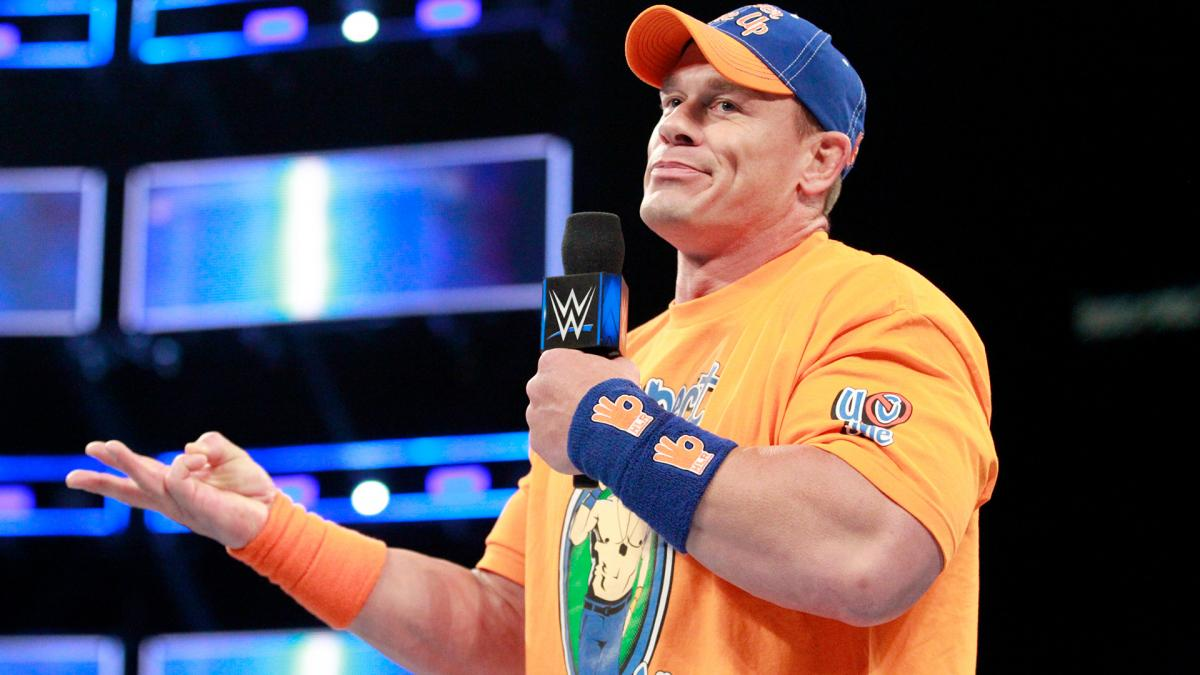 john cena reveals his most embarrassing moment in the ring. Black Bedroom Furniture Sets. Home Design Ideas