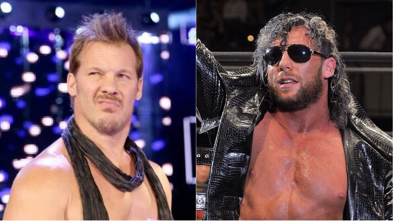 Chris Jericho On How He Kept Match With Kenny Omega A Secret