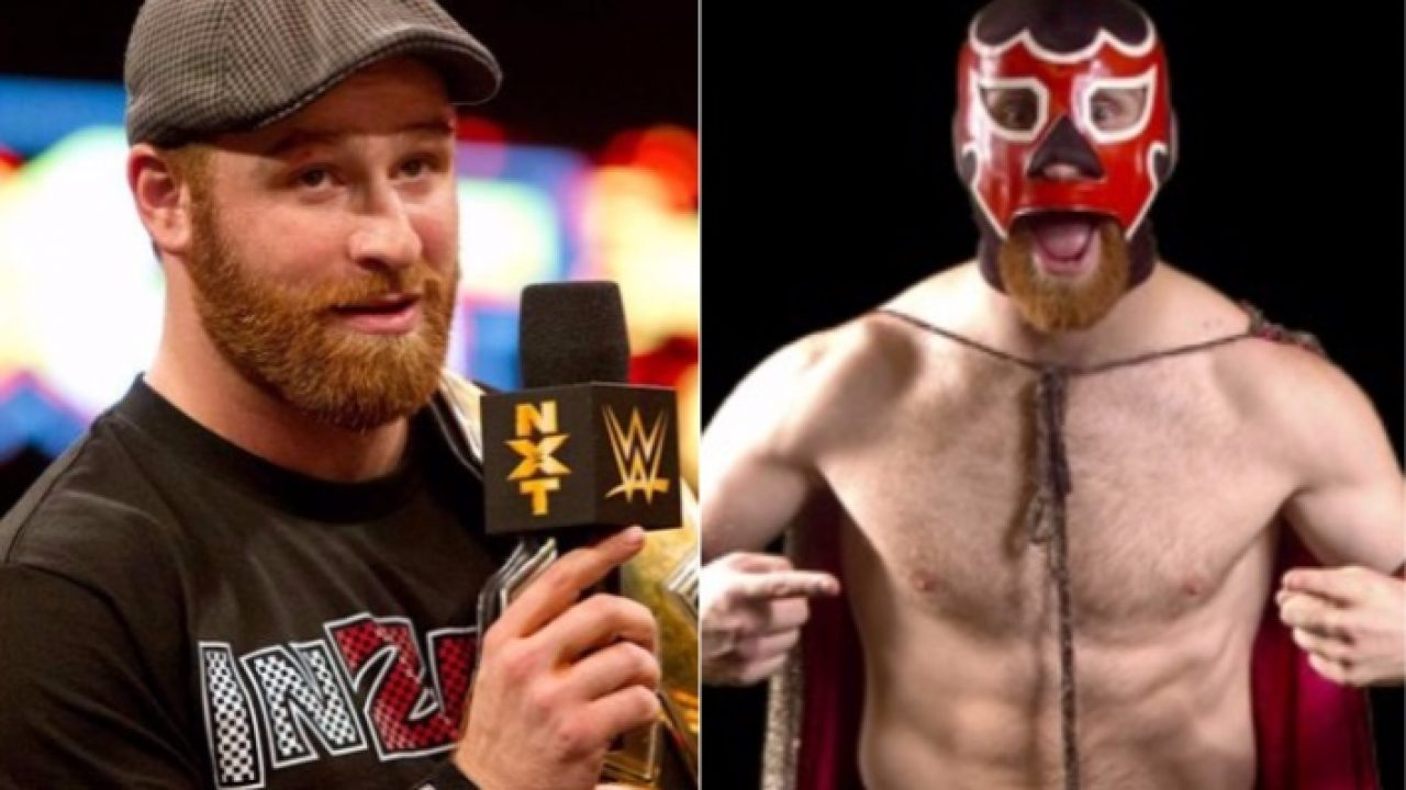 Sami Zayn On How Emotional He Got When Giving Up El Generico