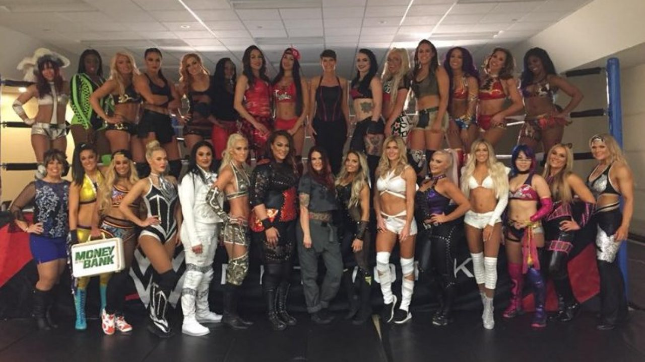 When Former Talents Were Contacted For The Women's Royal Rumble Match