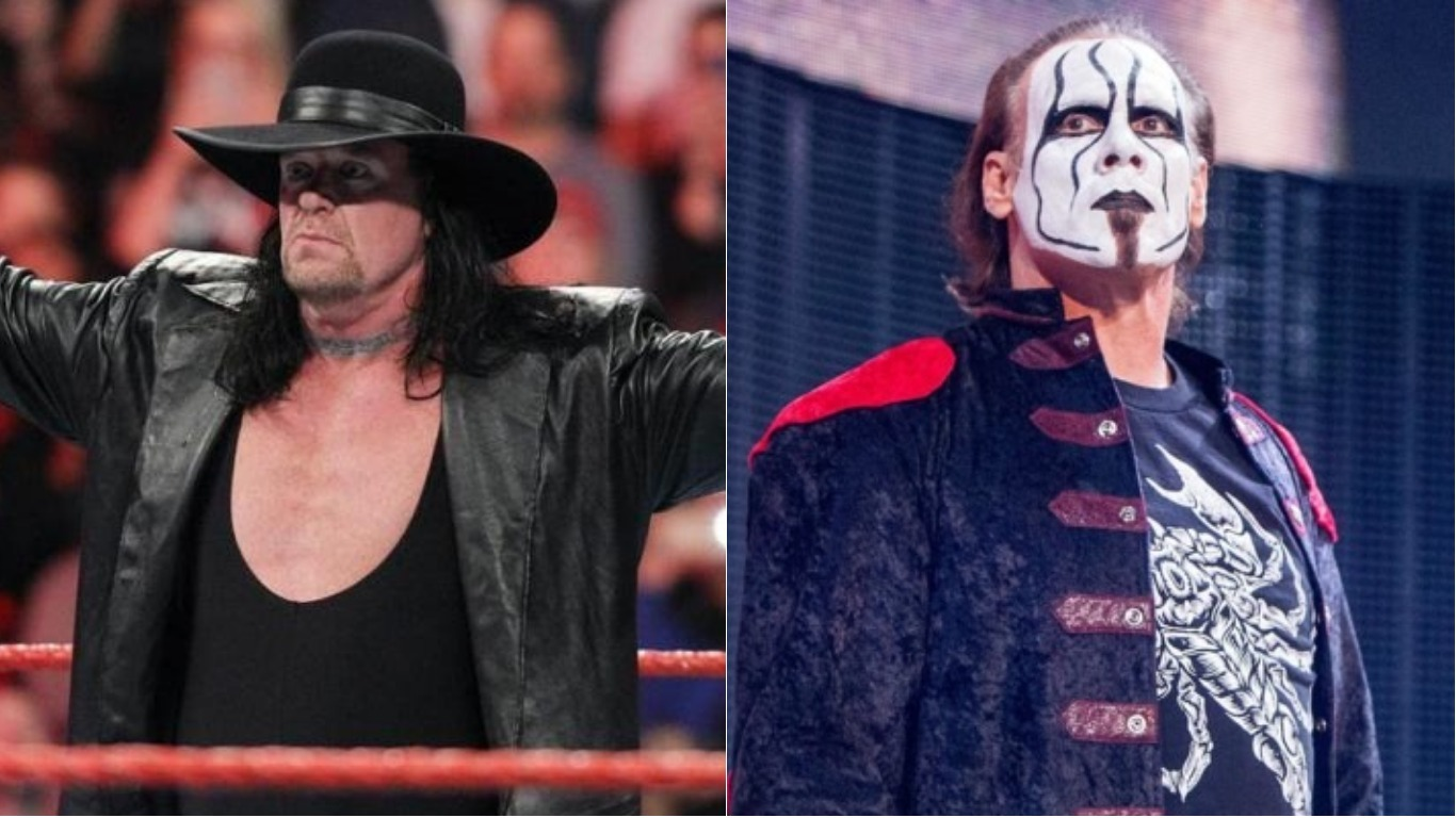 The Undertaker vs Sting: WWE Denied Fantasy Match Between These Legends 2