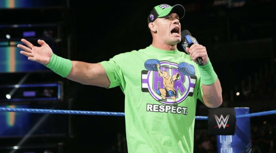 john cena thinks nxt star is special. Black Bedroom Furniture Sets. Home Design Ideas