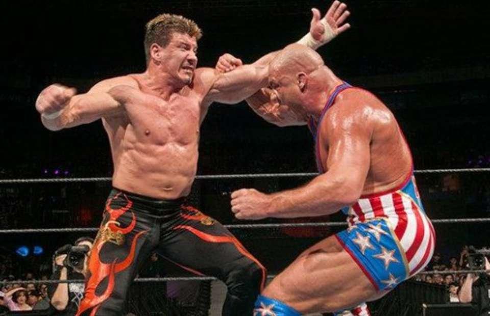Eddie Guerrero Died In The Ring
