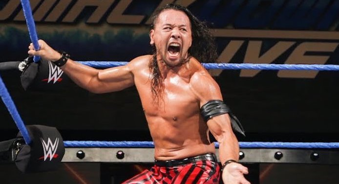 Shinsuke Nakamura Reveals One Of The Main Reasons He Signed With WWE