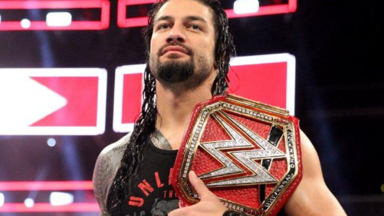 Watch WWE The Best Of Roman Reigns Championship Match