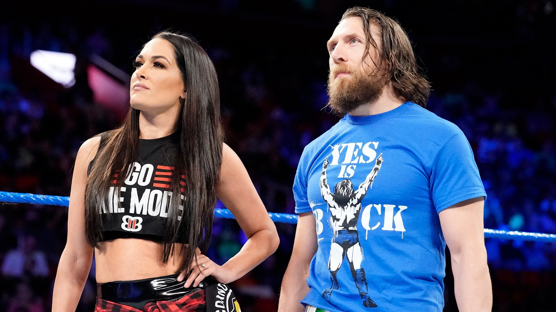 Daniel Bryan Reacts To Fans Cyberbullying Brie Bella For Injuring
