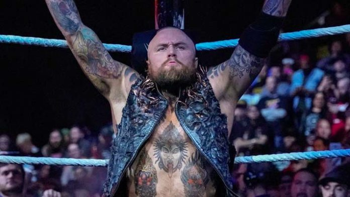 Did Aleister Black Defeat Cesaro At WWE Extreme Rules?