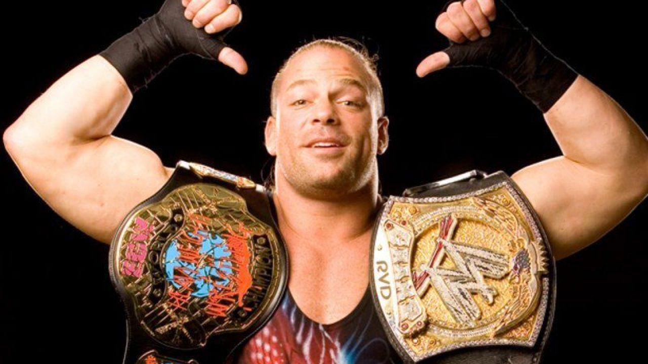 Latest Update On Rob Van Dam Returning To WWE 2