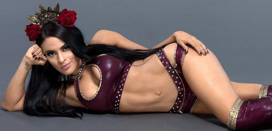 Photos: Zelina Vega Posts New Pics From Swimsuit Photo