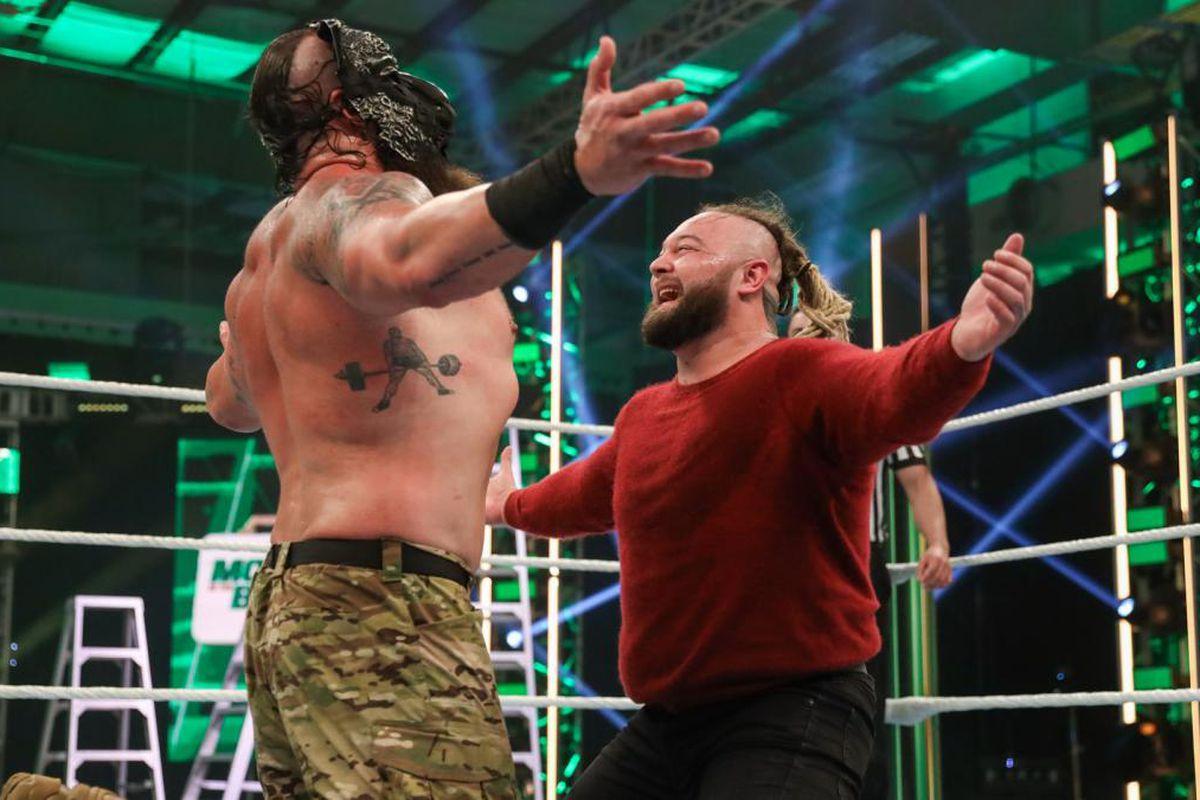 Spoiler On Bray Wyatt Vs Braun Strowman Match At WWE Extreme Rules 2